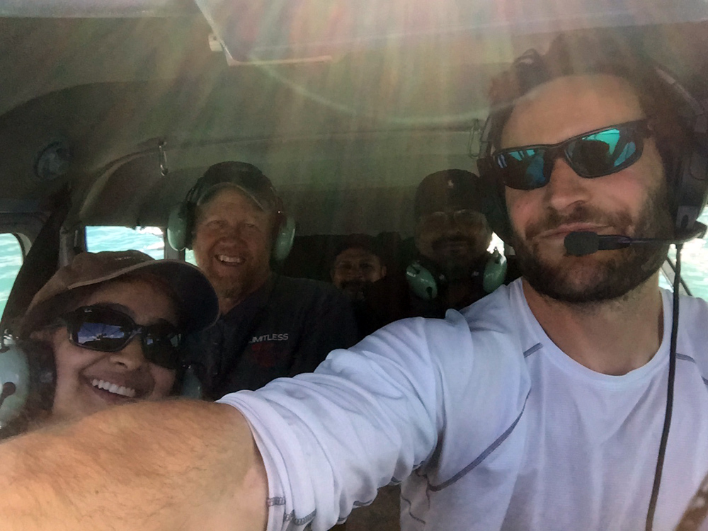 Join the list of happy customers who flew with Trygg Air in Alaska